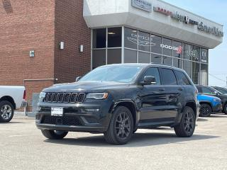 Used 2019 Jeep Grand Cherokee Limited X 4x4 NAVI/FULL SUNROOF/TECH PACKAGE for sale in Concord, ON