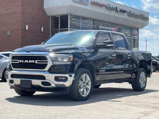 Used 2019 RAM 1500 Big Horn NAVI/BLIND SPOT DETECTION/REMOTE STARTER for sale in Concord, ON