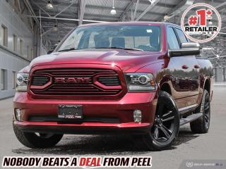 Used 2018 RAM 1500 SPORT for sale in Mississauga, ON