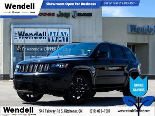 New 2021 Jeep Grand Cherokee Altitude| Sunroof | Trailer Tow Group for sale in Kitchener, ON