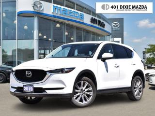 Used 2019 Mazda CX-5 GT 0.99% FINANCE AVAILABLE| ONE OWNER| for sale in Mississauga, ON