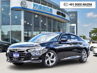 Used 2018 Honda Accord Sedan EX-L NO ACCIDENTS| REMOTE STARTER| LEATHER SEATS for sale in Mississauga, ON