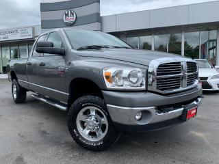 Used 2008 Dodge Ram 3500 SLT CREW LB 4WD CUMMINS DIESEL PWR SEAT 178KM for sale in Langley, BC