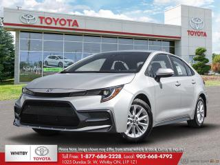 New 2021 Toyota Corolla SE Upgrade for sale in Whitby, ON