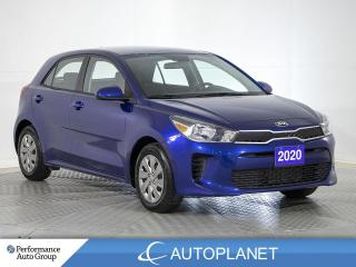 Used 2020 Kia Rio 5-Door LX+, Heated Seats, Back Up Cam, New Tires! for sale in Brampton, ON