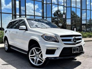 Used 2014 Mercedes-Benz GL-Class GL350|7 PASSENGERs| VENTED SEATS|AMBIENT LIGHTS|PANORAMIC| for sale in Brampton, ON