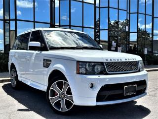 Used 2013 Land Rover Range Rover Sport 4WD 4dr SC Autobiography for sale in Brampton, ON