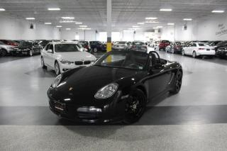 2008 Porsche Boxster ROADSTER NO ACCIDENTS I LEATHER I BLUETOOTH I HEATED SEATS