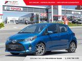 Photo of Blue Streak Metallic 2015 Toyota Yaris