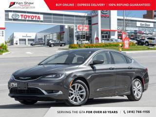 Used 2015 Chrysler 200 for sale in Toronto, ON