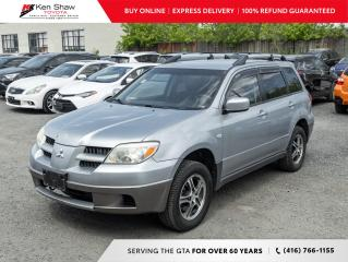 Used 2006 Mitsubishi Outlander for sale in Toronto, ON