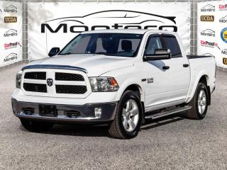 Used 2015 RAM 1500 SLT CREW CAB ECO DIESEL LEATHER 4X4 for sale in North York, ON