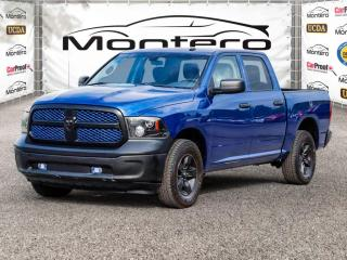 Used 2015 RAM 1500 4WD CREW CAB for sale in North York, ON