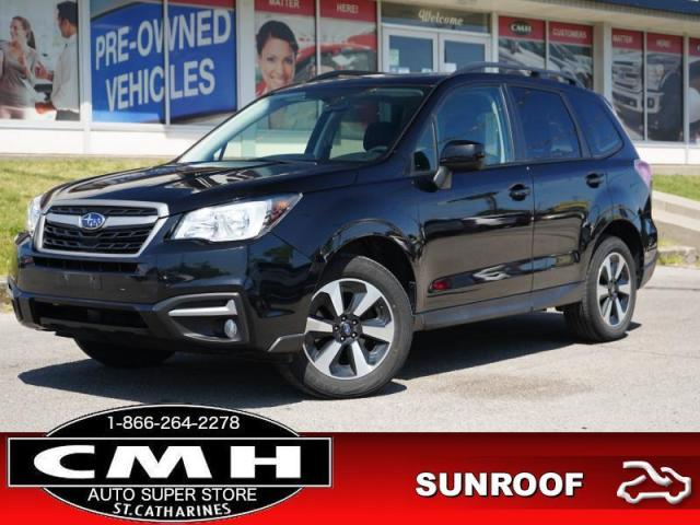 2017 Subaru Forester 2.5i Touring w/Technology Package  CAM ROOF P/SEAT 17-AL
