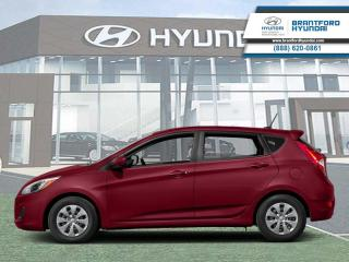 Used 2016 Hyundai Accent GL  - $67 B/W for sale in Brantford, ON