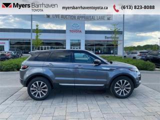 Used 2018 Land Rover Evoque HSE  - Sunroof - $283 B/W for sale in Ottawa, ON