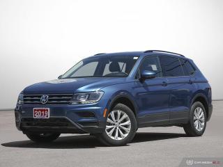 Used 2019 Volkswagen Tiguan Trendline for sale in Carp, ON