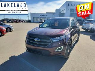Used 2017 Ford Edge Sport  - $213 B/W for sale in Prince Albert, SK