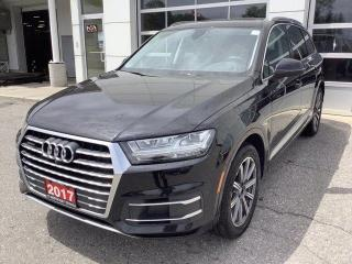 Used 2017 Audi Q7 quattro 4dr 3.0T Technik for sale in North Bay, ON