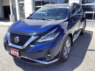 Used 2019 Nissan Murano AWD PLATINUM for sale in North Bay, ON