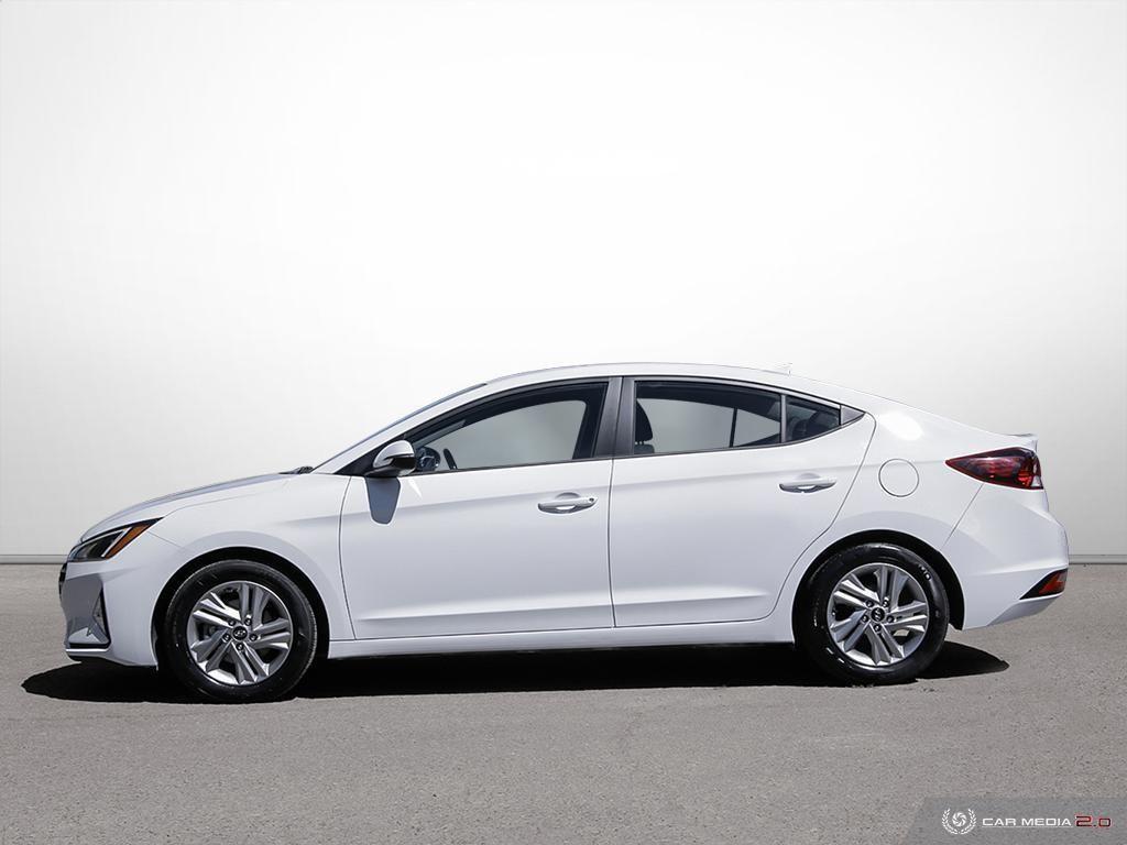 2020 Hyundai Elantra Preferred