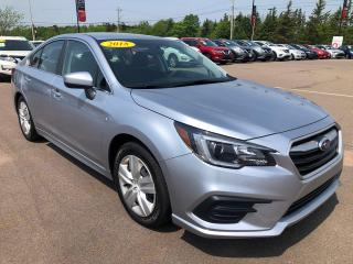 Used 2018 Subaru Legacy 2.5I for sale in Charlottetown, PE