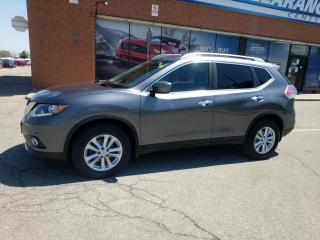 Used 2016 Nissan Rogue SV for sale in Mississauga, ON