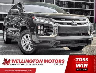 Used 2020 Mitsubishi RVR SE   Clean CarFax   Bluetooth   AWD for sale in Guelph, ON