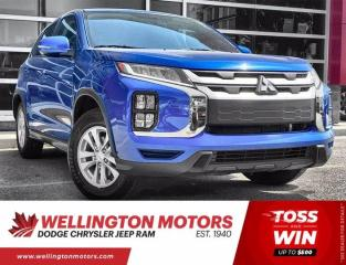 Used 2020 Mitsubishi RVR SE | Accident Free | Warranty | AWD for sale in Guelph, ON