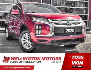 Used 2020 Mitsubishi RVR SE for sale in Guelph, ON