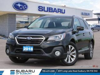 Used 2018 Subaru Outback Premier - ONE OWNER - CLEAN CARFAX ! for sale in Sudbury, ON