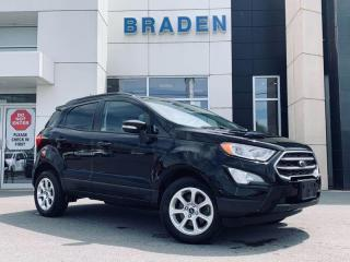 Used 2018 Ford EcoSport SE for sale in Kingston, ON
