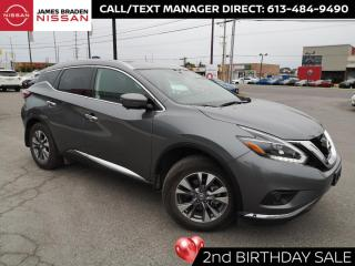 Used 2018 Nissan Murano SL for sale in Kingston, ON