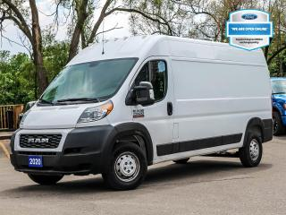Used 2020 RAM 2500 ProMaster High Roof+CAMERA+BLUETOOTH for sale in Toronto, ON