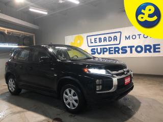 Used 2019 Mitsubishi RVR AWC ( All Wheel Control ) * Steering Wheel Controls * Cruise Controls * Hands Free Calling * Back Up Camera * AM/FM/SXM/USB/BT/iPod/Aux * Heated Cloth for sale in Cambridge, ON