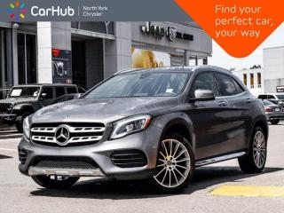 Used 2018 Mercedes-Benz GLA 250 4MATIC Panoramic Roof Harman Kardon Navigation for sale in Thornhill, ON
