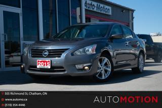 Used 2015 Nissan Altima for sale in Chatham, ON
