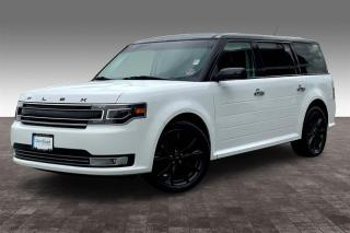 Used 2018 Ford Flex Limited - AWD for sale in Langley, BC