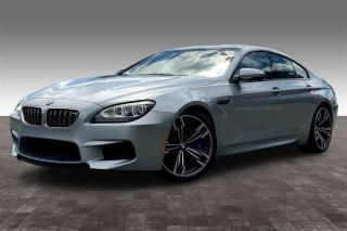 Used 2014 BMW M6 Gran Coupe Gran Coupe for sale in Langley, BC