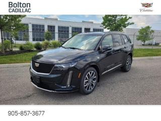 New 2021 Cadillac XT6 Sport - Navigation - $493 B/W for sale in Bolton, ON