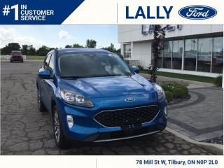 New 2021 Ford Escape Titanium Hybrid for sale in Tilbury, ON