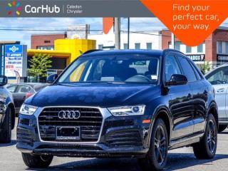 Used 2018 Audi Q3 Komfort Quattro Panoramic Sunroof Bluetooth Leather Heated Front Seats Keyless entry 18