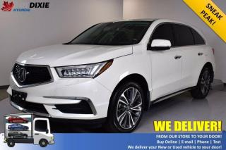 Used 2019 Acura MDX Tech for sale in Mississauga, ON