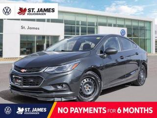 Used 2018 Chevrolet Cruze LT *** AS-TRADED *** for sale in Winnipeg, MB