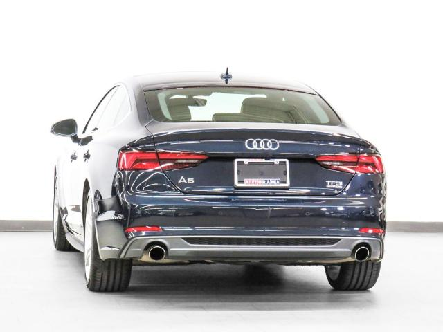 2018 Audi A5 S-line Progressiv SportBack Nav Leather Sunroof