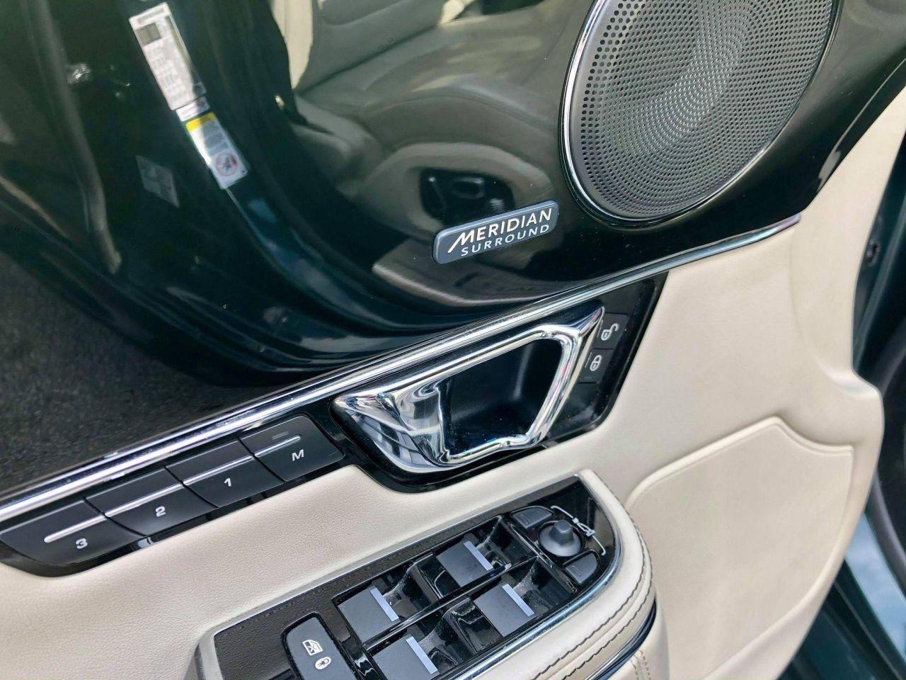 2015 Jaguar XJ