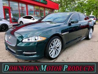 Used 2015 Jaguar XJ Premium Luxury for sale in London, ON