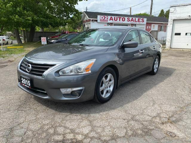 2015 Nissan Altima Automatic/Bckup Camera/Bluetooth/Comes Certified