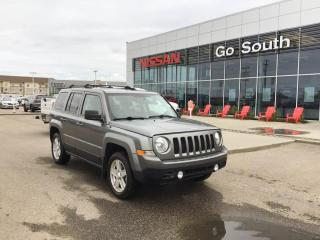 Used 2010 Jeep Patriot SPORT, 4WD, 4X4, AUTO for sale in Edmonton, AB