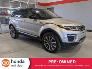 Used 2017 Land Rover Evoque HSE for sale in Red Deer, AB